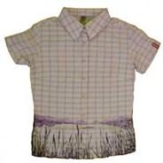 Enfield Girls S/S Shirt