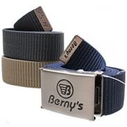 Berny's Embossed Belt