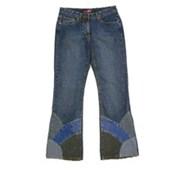 Pattern Jeans