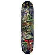 Super Villians - Destruction Construction Skateboard Deck