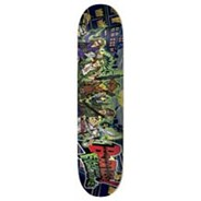 Super Villians - Destruction Construction Skateboard Deck