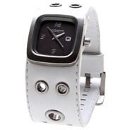 The Mini GTO Watch - Black/White Band - SALE - 40% Off