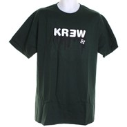 Runs S/S T-Shirt - Dark Green