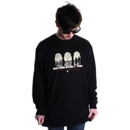 ZY is for Lovers L/S T-Shirt - Black