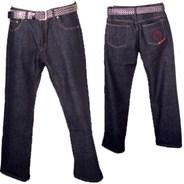 New Dark Denim Jean