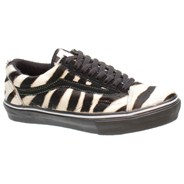 Old Skool LX Black/White/Lime Fizz Shoe 45715