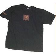 Scratch S/S T-Shirt - Black