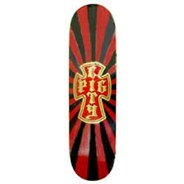 Pig City Logo 8.5inch Skateboard Deck