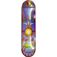 Pig City Theatre of Madness 7.5inch Skateboard Deck