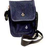 Mini Ed Denim Bag