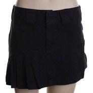 Mary Jane Mini Skirt - Black
