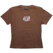 Mercy Girls S/S Tee - Cocoa