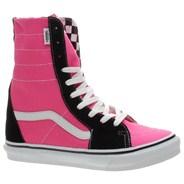 Super SK8 Hi Fandango Pink/Black Womens Shoe
