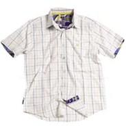 Stoop Chiller S/S Shirt - White