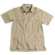Tribe Woven S/S Shirt