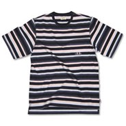 Burt Striped S/S T-Shirt