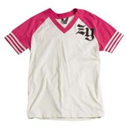 First Base S/S Jersey Tee