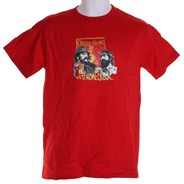 Home Grown S/S T-Shirt - Red