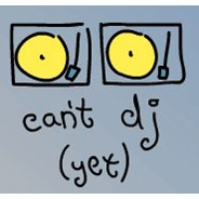 Can't DJ Yet Tee