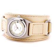 Iris Beige Watch W011BL-ABGE