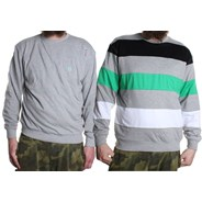 High Rise Crew Knit