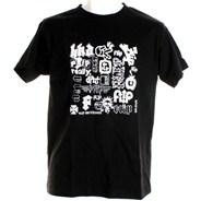 Combo Platter S/S T-Shirt - Black