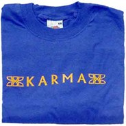Karma Icon T-Shirt