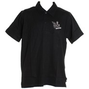 Charger S/S Polo Shirt - Black