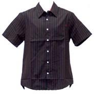 Colville Woven S/S Shirt - Black