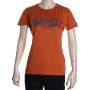 WESC Rust S/S Girls Tee