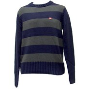 Graham Striped Pullover