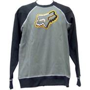Metalhead Panelled Sweatshirt