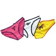 Vera Wildlife 3-pack Underwear