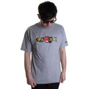 Ransom S/S T-Shirt - Heather Grey