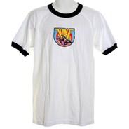 Bileekyorgen S/S T-Shirt - White/Navy