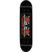 Guns n Roses Pistol Rose Skateboard Deck