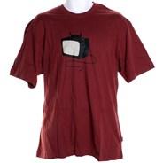 Evil TV S/S T-Shirt
