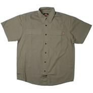 Damone S/S Shirt - Grey