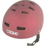 Flat Red Helmet