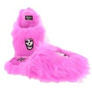 Misfits Nightmare Slippers