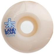 Logo Wheel 55mm - White/Blue