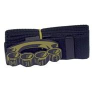 Knuckles Web Belt