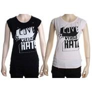 Hate Vest Top
