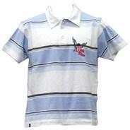 Bullet Aquatic S/S Polo Shirt