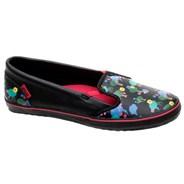 Flirt Black/Pink Womens Shoe