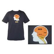 Brain S/S T-Shirt
