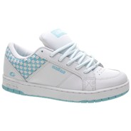 Post White/Ice Blue Weave Womens Shoe