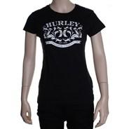 Flutter Girls S/S Tee - Black