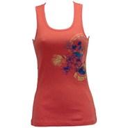 Sunsation Girls Vest - Coral Pink