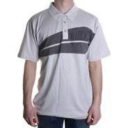 Flight Knit S/S Polo Shirt - Silver